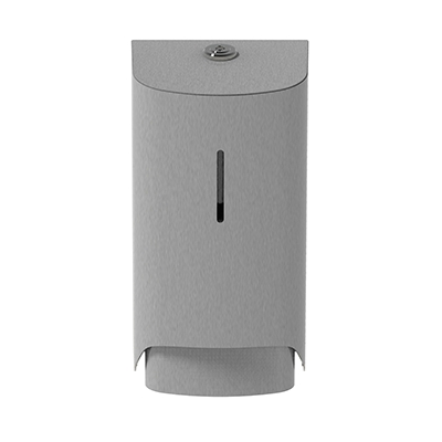 775922: Admire handzeepdispenser - 400 ml - RVS