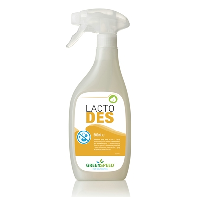 222138: Greenspeed Lacto Des - 500 ml (EU-0006622-0018)