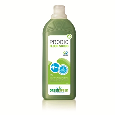 295514: Greenspeed Probio Floor Scrub - 1 l