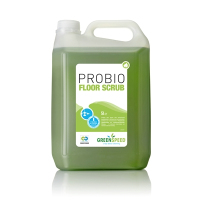 295554: Greenspeed Probio Floor Scrub - 5 l